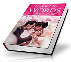 Innocent Words That Drive Men Wild Review