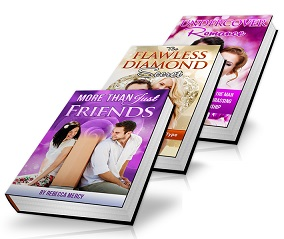 Rebecca Mercy More Than Just Friends Book Review
